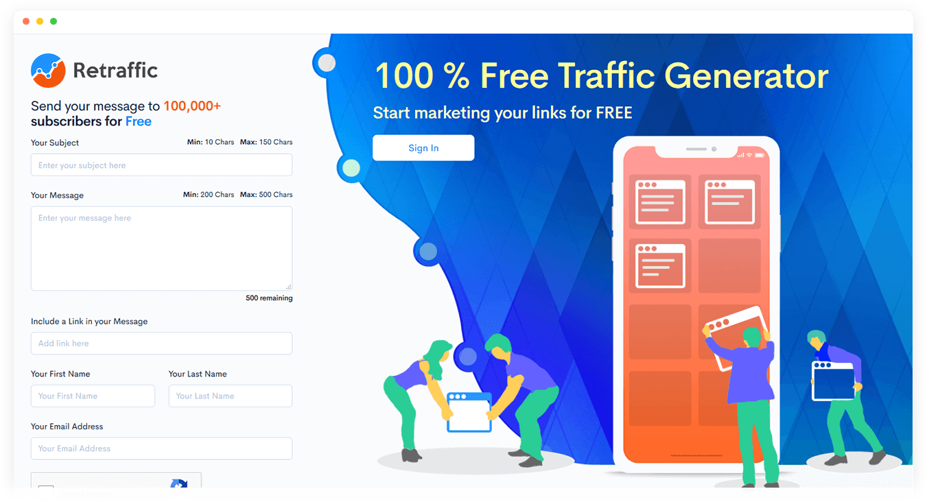 Retraffic.io